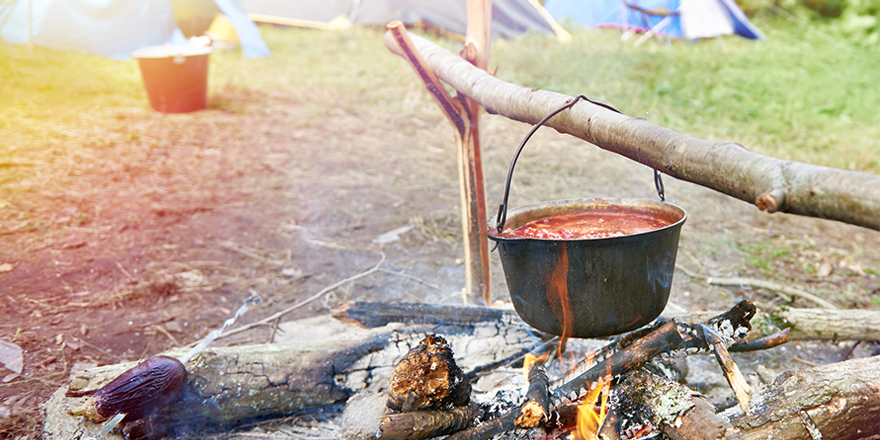 camp soup recipe