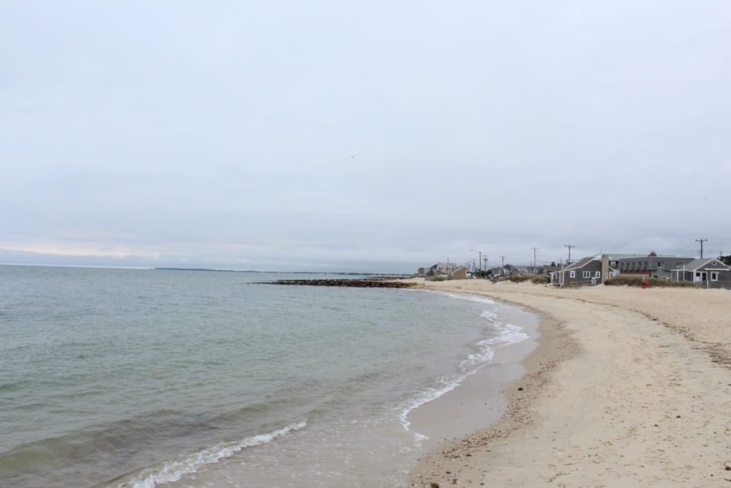 Private Beach on Cape Cod - Campers Haven RV Resort