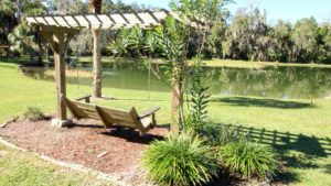 Hidden River RV Resort in Riverview, Florida