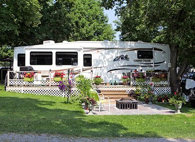Lake Josephine RV Resort and Vacation Rentals Long Term Stays