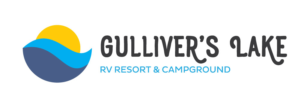 Logo for Gulliver's Lake RV Resort & Campground