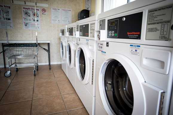 treetops resort rv laundry