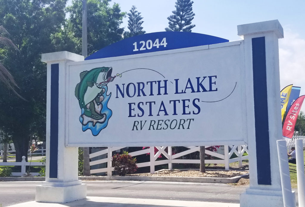 North Lake Estates RV Resort | Lake Okeechobee, FL | Sun RV