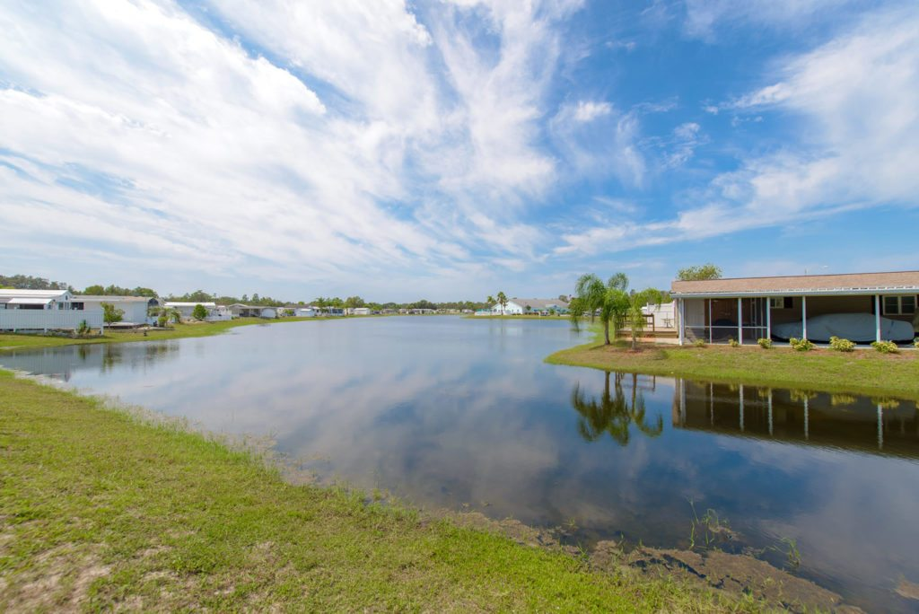 Three Lakes RV Resort in Hudson, FL