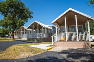 Blazing Star RV Resort Vacation Rentals in San Antonio, TX