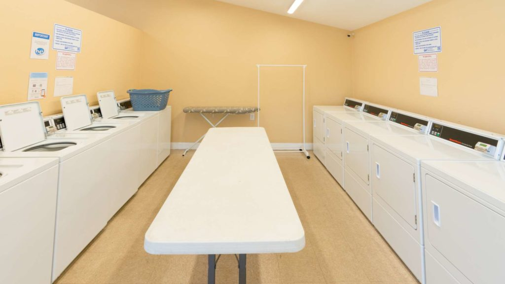 Club Naples RV Resort and Vacation Rentals Laundry Center in Naples, FL