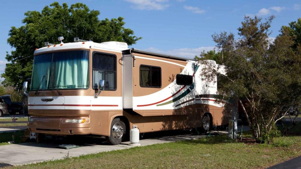 Grand Lake RV & Golf Resort RV Site