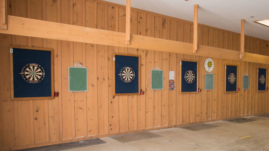 Woodland Lake RV Resort Darts Bornholm, Ontario