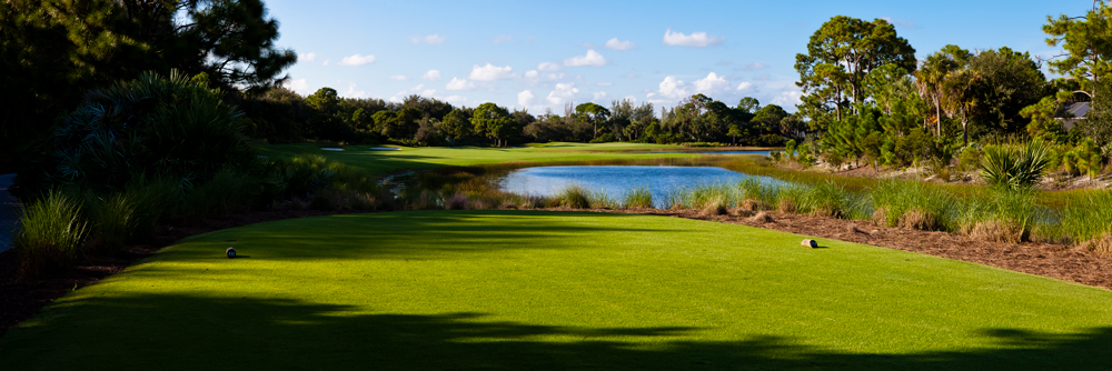 Golf Course at Grand Lake RV & Golf Resort in Florida
