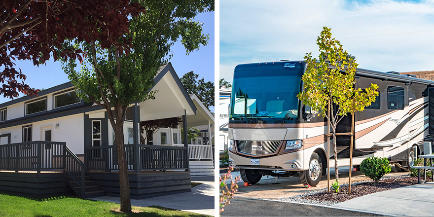 wine country rv resort vacation rentals