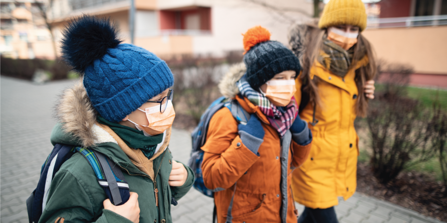 These 9 Preventative Measures Will Keep Your School Kids Healthy This Winter
