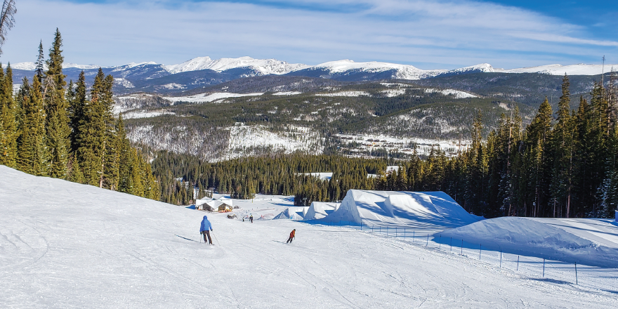 Winter Park Ski Resort in Colorado