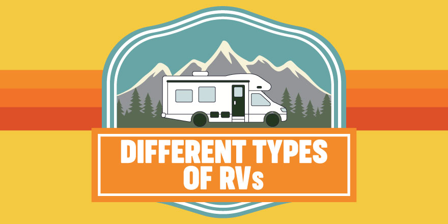 Logo for Different RV Types Infographic